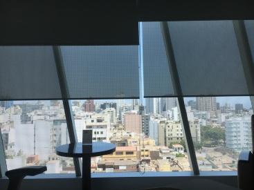 hospital windows